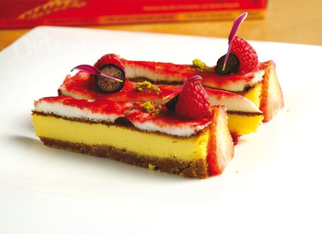 The Original Cheesecake Рецепти