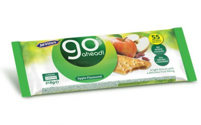 McVitie's Go Ahead! Apple 5×43,6g