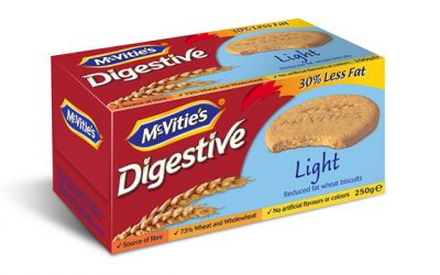 McVitie's Light 250g